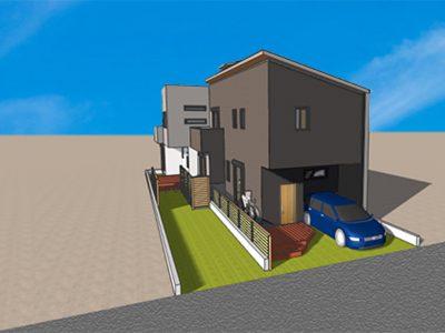 下町屋モデルハウスⅡ